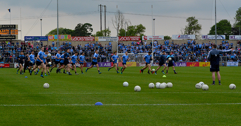 Dublin Senior Footballers - Training Camp Regulations