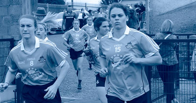 Dublin v Galway - TG4 All Ireland Semi Final