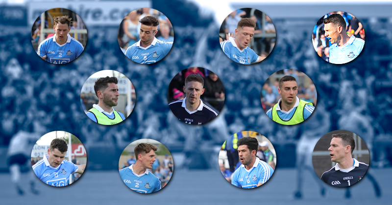 Eleven Players - Six All Irelands