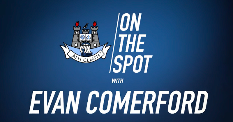 DUBSTV On The Spot – Evan Comerford