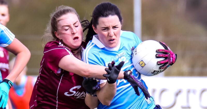 Lyndsey Davey Is Looking Forward to Today's All Ireland Semi Final