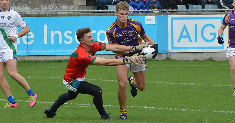 Kilmacud Crokes v St Sylvesters - Dublin Senior Football Championship