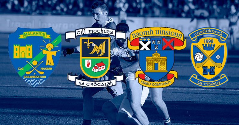Dublin Senior Football Championship Quarter Finals Live Updates