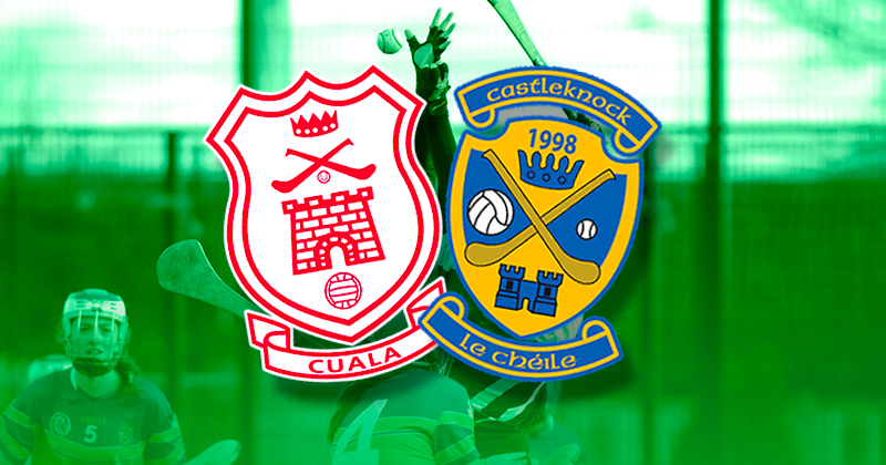 Cuala v Castleknock – We Are Dublin GAA Intermediate 1 Camogie Final