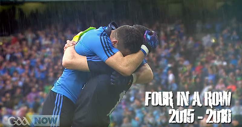 Video: Dublin's Four In A Row Best Moments