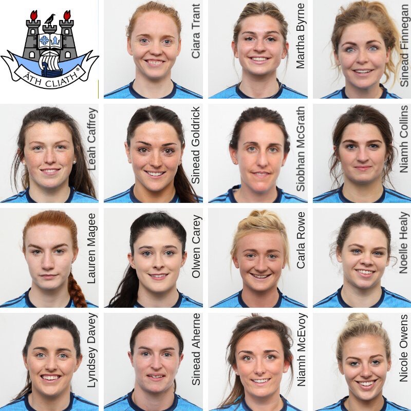 Dublin Team Named For Sunday S All Ireland Final We Are Dublin Gaa