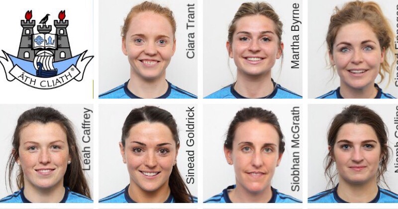 Dublin Team Named For Sunday's All Ireland Final