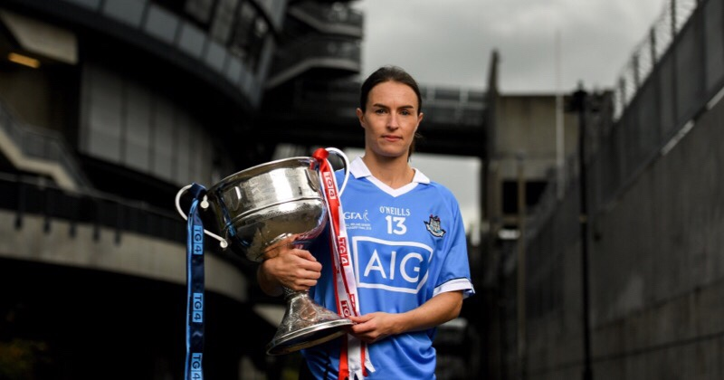 Dublin Captain Aherne: 'I think being champions just gives you a confidence'