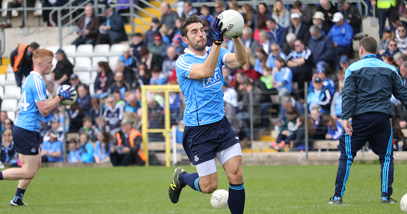 Five In A Row Draw Too Strong for Bernard Brogan To Walk Away From
