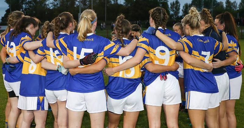 Intermediate And Junior Leinster Ladies Football Quarter Final Weekend