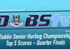 Dublin SHC Quarter Finals Top Five Scores