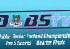 Dublin Senior Football Championship - Top 5 Scores
