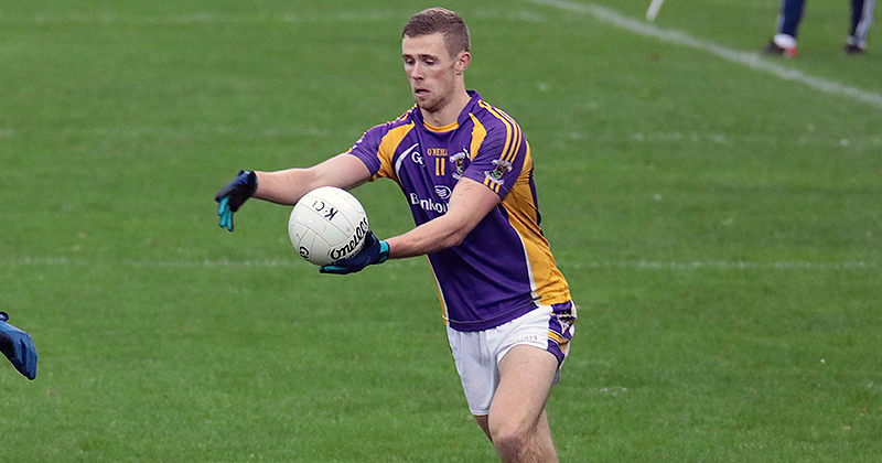 Kilmacud Crokes - Paul mannion