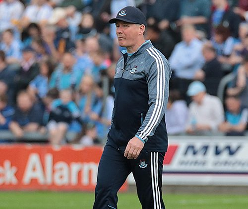 Sean Cox - Dublin Senior Footballers v Meath