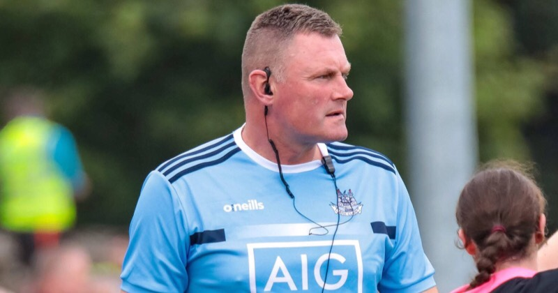 Dublin Senior Ladies Manager Mick Bohan Ratified For Another Two Year's