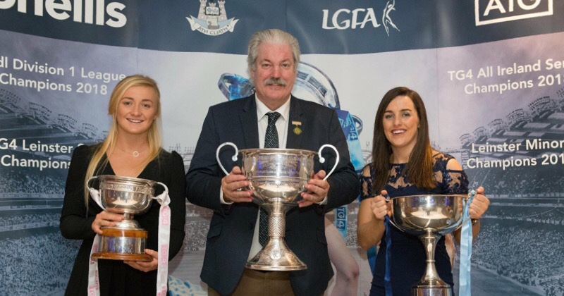 Dublin LGFA Weekly Notes: Annual Awards, All Ireland Club Finals