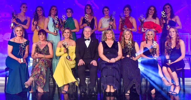 Record Haul For Dublin On TG4 Ladies Football All Star Team