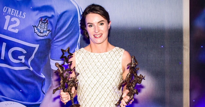 Dublin Captain Aherne Scoops Players' Player Of The Year Award