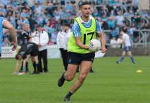 Monaghan v Dublin - Allianz League
