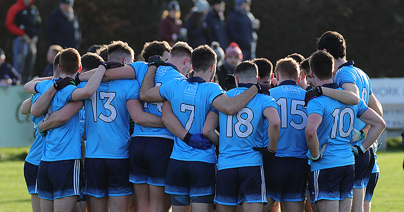 Dublin To Face Meath In O'Byrne Cup Semi Finals