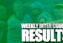 Inter County Results