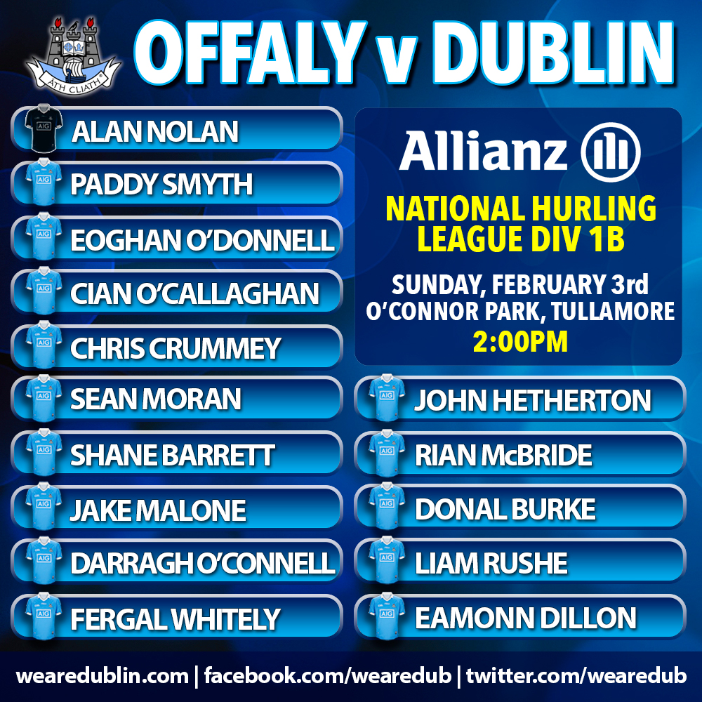 Donal Burke - Dublin v Offaly