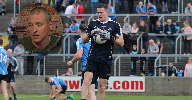 Kieran Donaghy - Dublin Would've Probably Won With Cluxton -