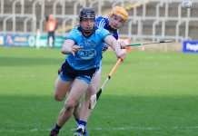 Leinster Quarter Final - Donal Burke