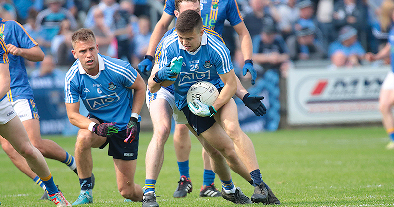 Gavin Names Starting Line Up For Croke Park Galway Clash