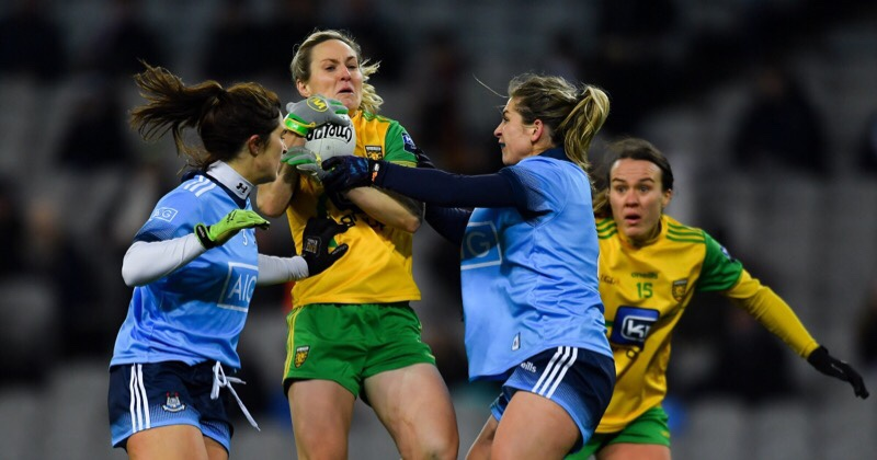 Guthrie Inspired Donegal Beat Dublin In Division One Opener