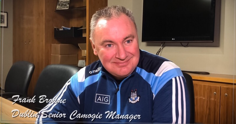 """Frank Browne: """"I Just Saw Huge Potential, I Saw A Chance Here To Win"""""""