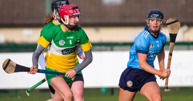 Dublin Claim First Camogie League Point After Draw With Offaly