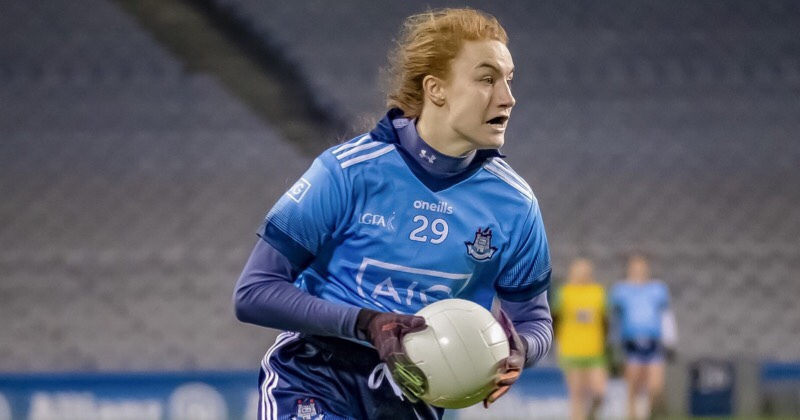 Two Changes To Dublin Senior Ladies Team For Tipperary Clash