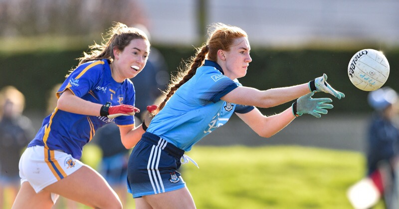 Dublin Hit Tipperary For Six To Get Title Defence Back On Track