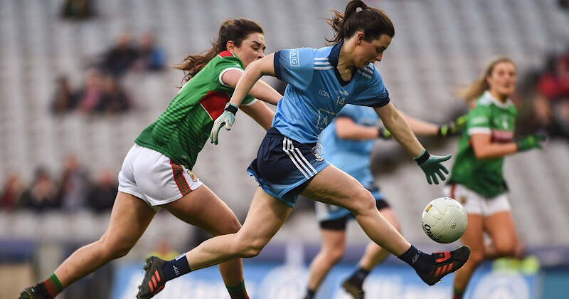 Dublin Ladies Top Division One After Impressive Comeback Against Mayo