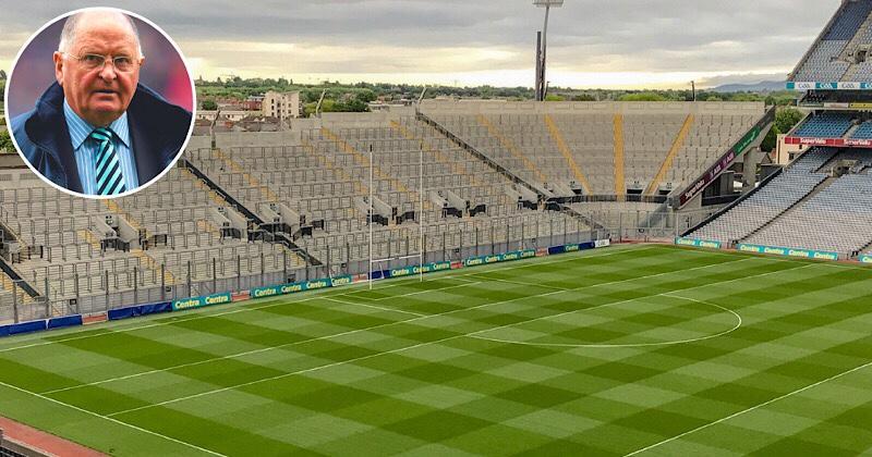No Plans To Build Stadium In Dublin According To Chairman Sean Shanley