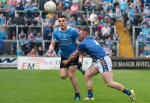 Roscommon v Dublin - Paddy Andrews