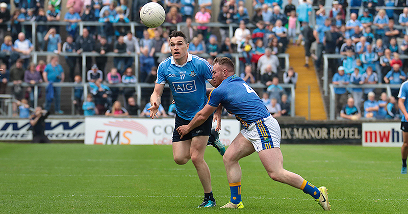 Two Changes To Dublin's Starting 15 For Roscommon Clash