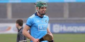 Chris Crummey - Dublin Senior HUrlers
