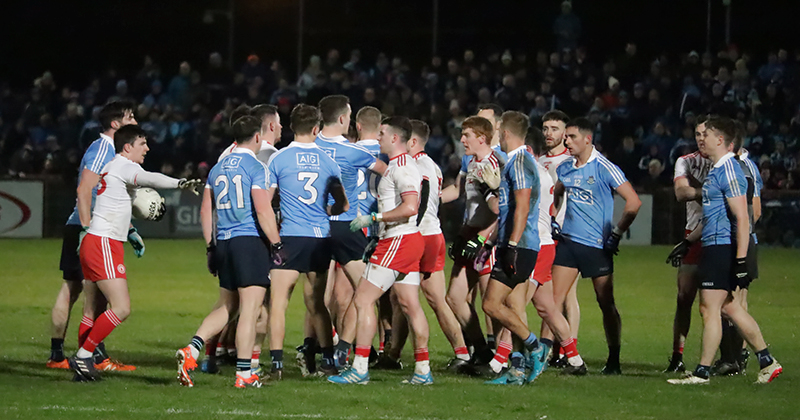 Tyrone v Dublin - National Football League 2018