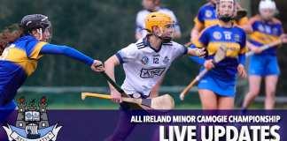 All Ireland Minor Camogie - Live Updates