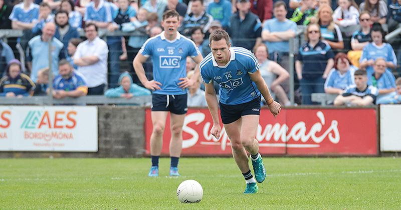 Dean Rock becomes Dublin's All Time Top Scorer
