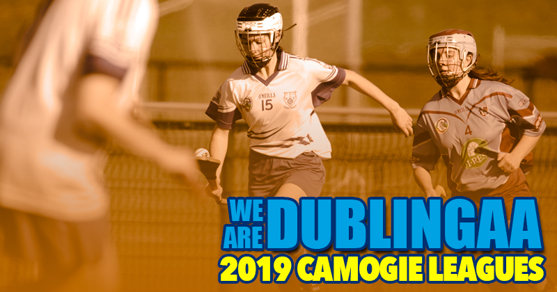 We Are Dublin GAA Senior Camogie League Results