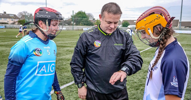 Information For Dublin Camogie Level 1 And First Whistle Referee Course