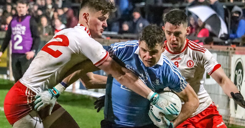 Dublin's Recent History Against Tyrone Is Wrapped Up In Blue