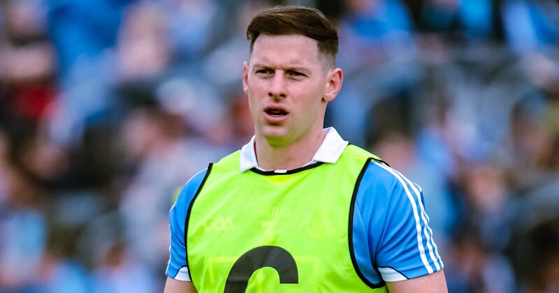 Dublin Defender Philly McMahon Returns To Squad After Injury Lay-Off