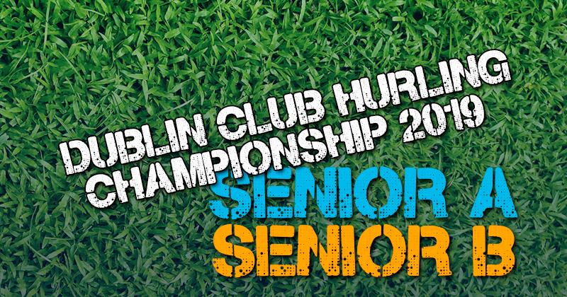 Dublin Senior Hurling Championship Round 1 Results