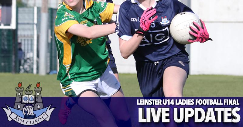 Leinster U14 Ladies Football Final