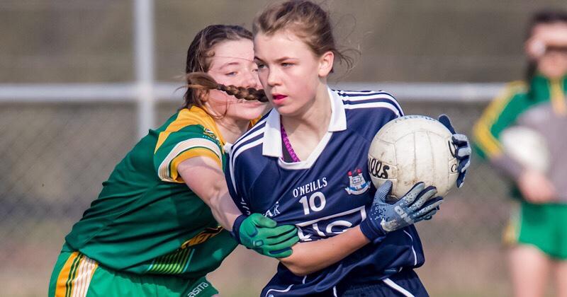 Clinical Meath Claim U14 Leinster Ladies Football Title