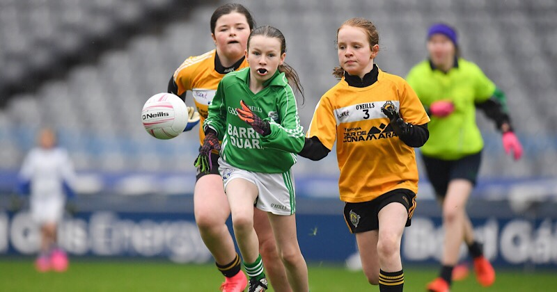 62 Clubs From 31 Counties To Play At Croke Park In LGFA Activity Day